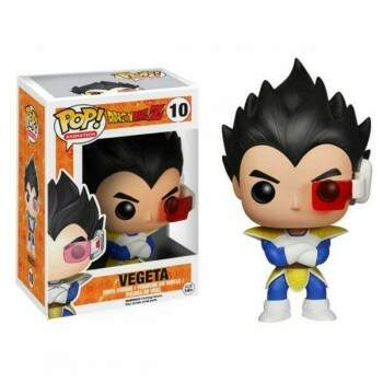 Funko Pop - Vegeta - Dragon Ball Z