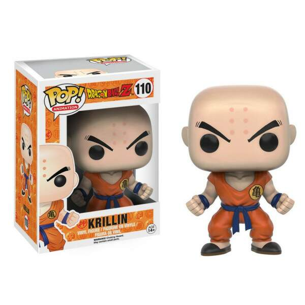 Funko Pop - Krillin - Dragon Ball Z