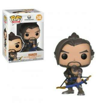 Funko Pop - Hanzo - Overwatch