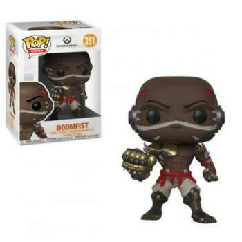 Funko Pop - Doomfist - Overwatch