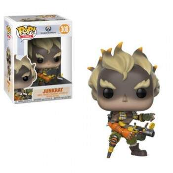 Funko Pop - Junkrat - Overwatch