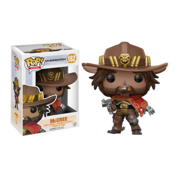 Funko Pop - McCree - Overwatch