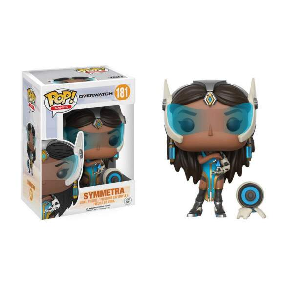 Funko Pop - Symmetra - Overwatch