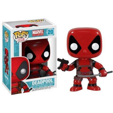 Funko Pop - Deadpool número 20 - Marvel
