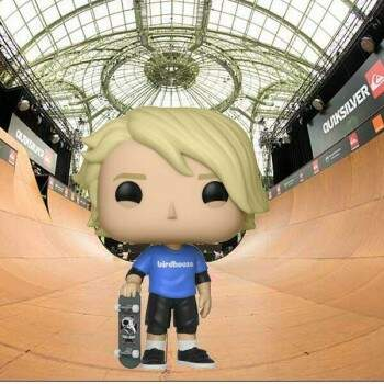 Funko Pop - Tony Hawk - Skatista