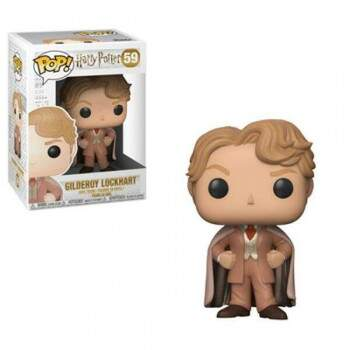 Funko Pop - Gilderoy Lockhart - Filme Harry Potter