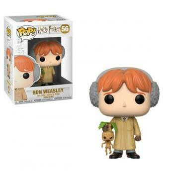 Funko Pop - Ron Weasley número 56 - Filme Harry Potter
