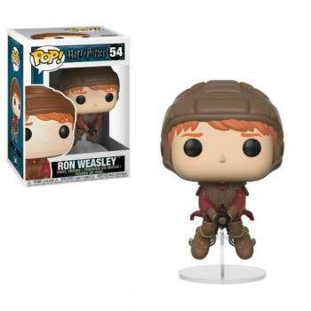 Funko Pop - Ron Weasley número 54 - Filme Harry Potter