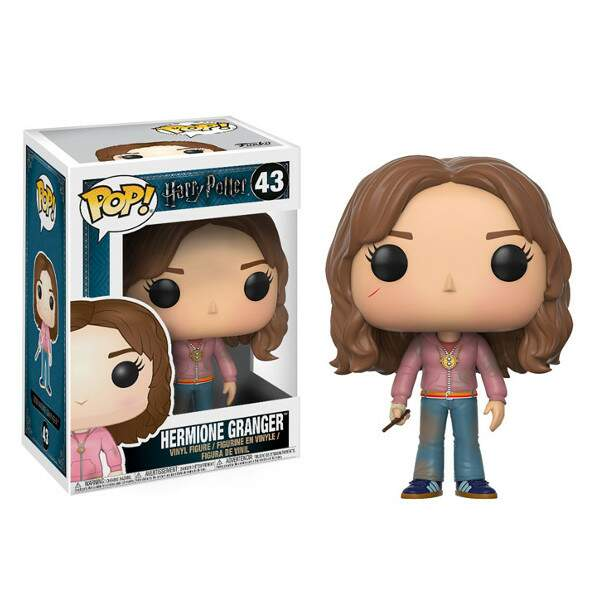 Funko Pop - Hermione número 43 - Filme Harry Potter