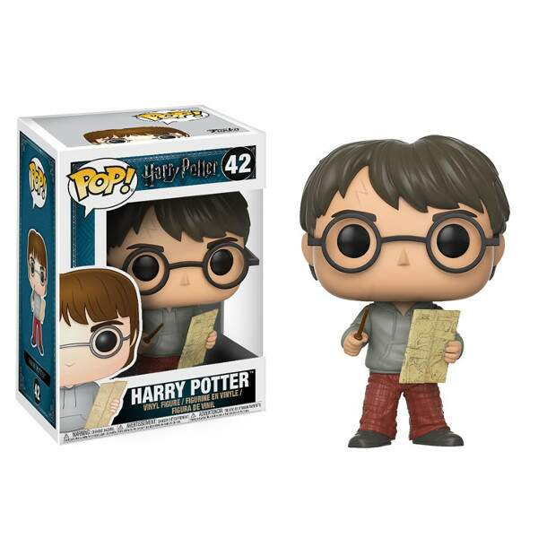 Funko Pop - Harry Potter número 42 - Filme Harry Potter