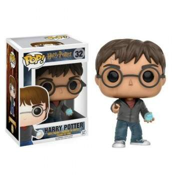 Funko Pop - Harry Potter número 32 - Filme Harry Potter