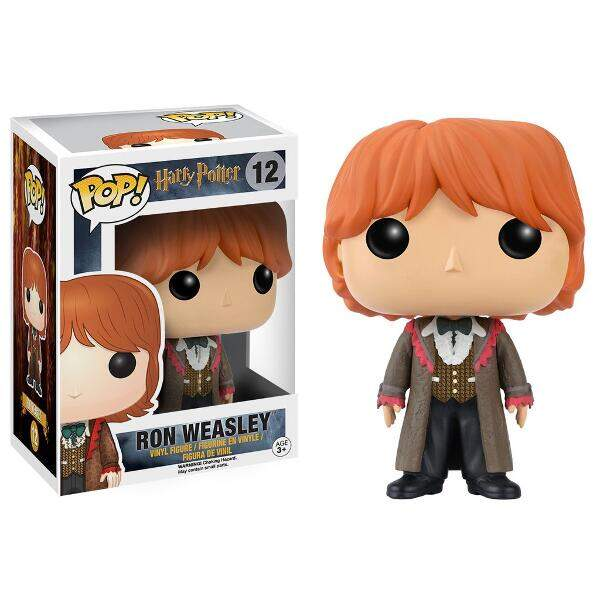 Funko Pop - Ron Weasley Yule Ball - Filme Harry Potter