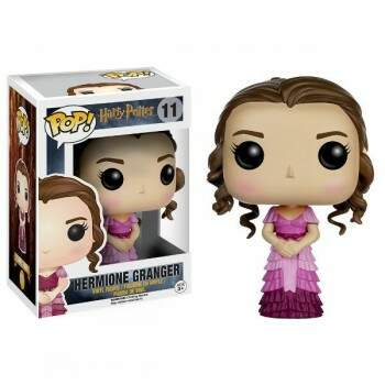 Funko Pop - Hermione Yule Ball - Filme Harry Potter