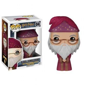 Funko Pop - Albus Dumbledore número 04 - Filme Harry Potter