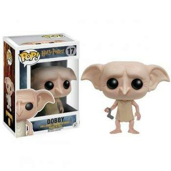 Funko Pop - Dobby - Filme Harry Potter