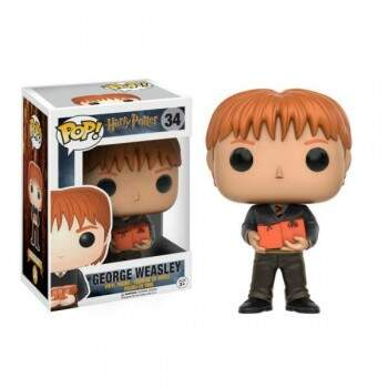 Funko Pop - George Weasley - Filme Harry Potter