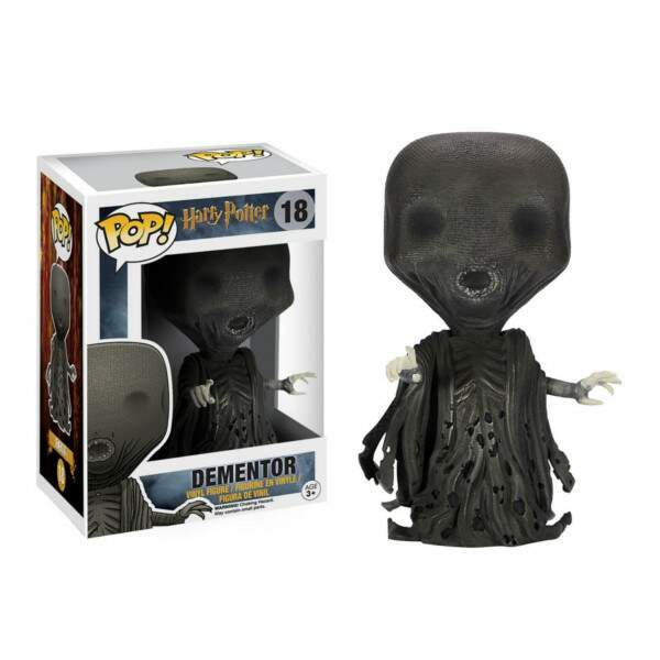 Funko Pop - Dementor - Filme Harry Potter