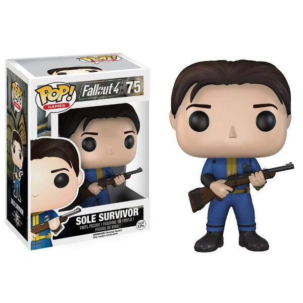 Funko Pop - Sole Survivor - Game Fallout