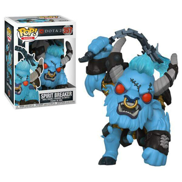 Funko Pop - Spirit Breaker - Dota 2