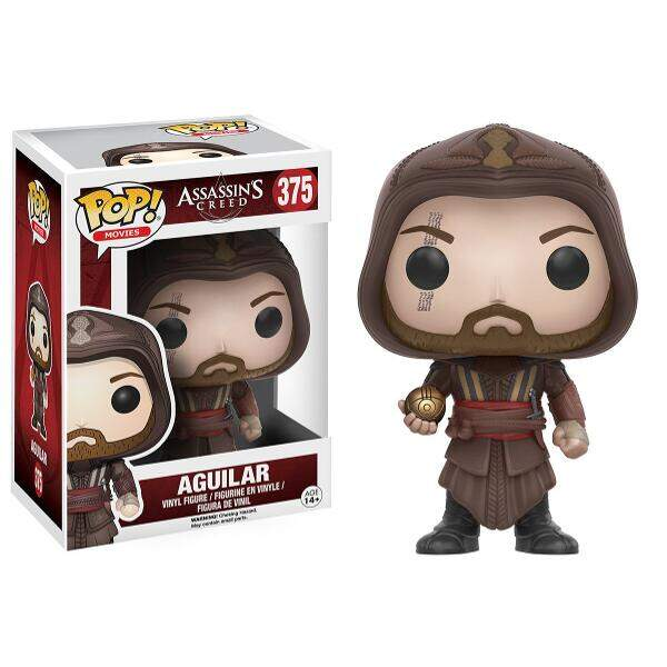 Funko Pop - Aguilar - Filme Assassin's Creed