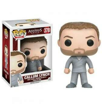 Funko Pop - Callum Lynch - Filme Assassins Creed