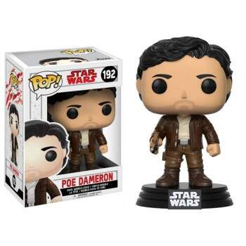Funko Pop - Poe Dameron - Star Wars - Últimos Jedi