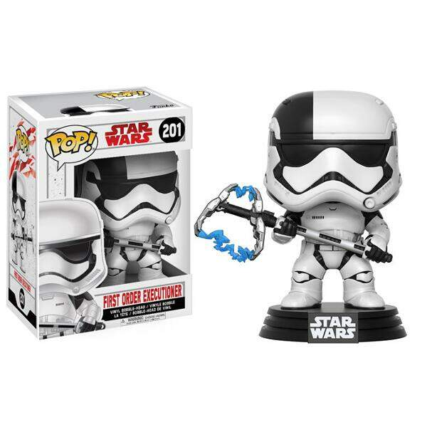 Funko Pop - Executioner - Star Wars - Últimos Jedi
