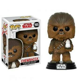 Funko Pop - Chewbacca - Star Wars - Últimos Jedi