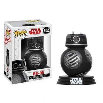 Funko Pop - BB-9E - Star Wars - Últimos Jedi