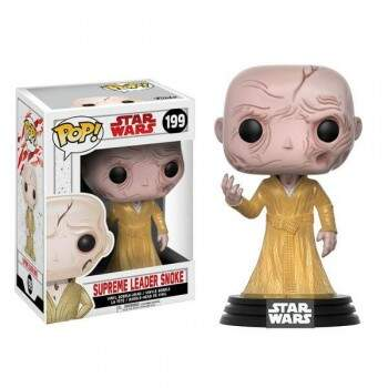 Funko Pop - Supreme Leader Snoke - Star Wars - Últimos Jedi