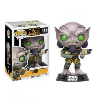 Funko Pop - Zeb - Star Wars Rebels