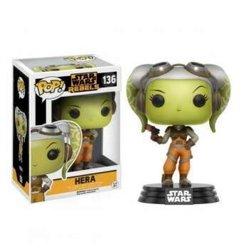 Funko Pop - Hera - Star Wars Rebels
