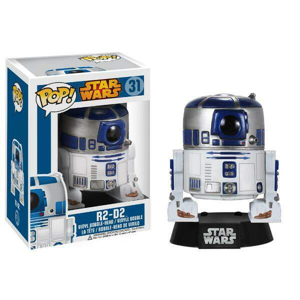 Funko Pop - R2-D2 - Star Wars