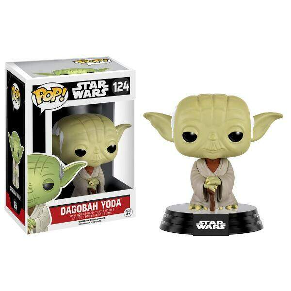 Funko Pop - Dagobah Yoda - Star Wars VII