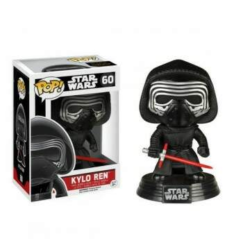 Funko Pop - Kylo Ren número 60 - Star Wars
