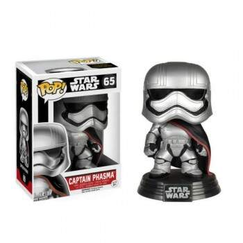 Funko Pop - Captain Phasma número 65 - Star Wars