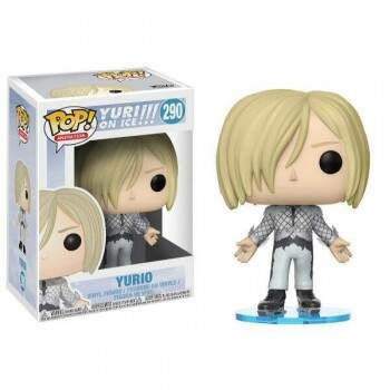 Funko Pop - Yurio - Anime Yuri on Ice
