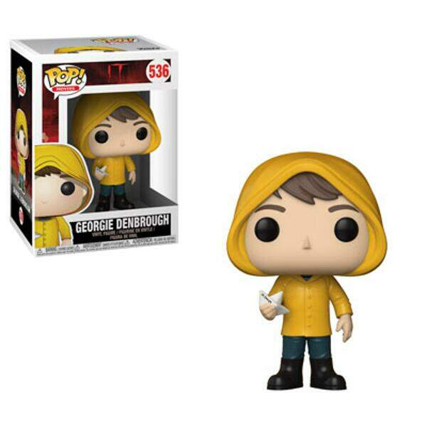 Funko Pop - Georgie Denbrough - Filme It - A Coisa