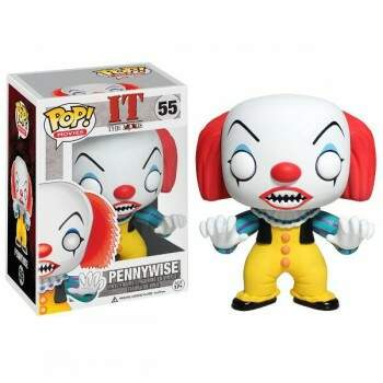 Funko Pop - Pennywise Clássico - Filme It - A Coisa