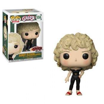 Funko Pop - Sandy Olsson número 556 - Filme Grease