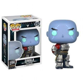 Funko Pop - Zavala - Game Destiny