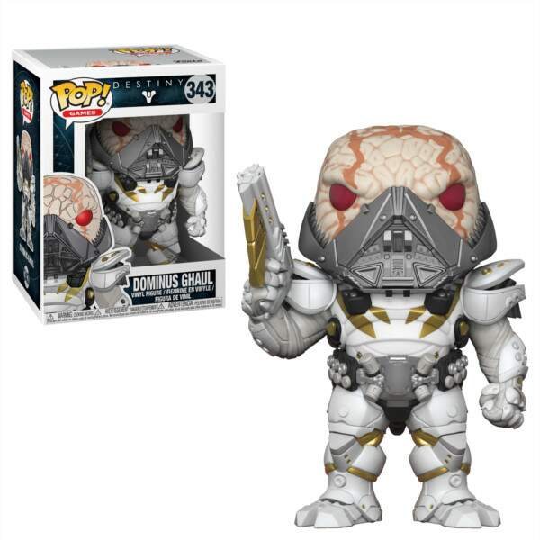 Funko Pop - Dominus Ghaul - Game Destiny