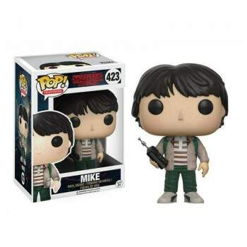 Funko Pop - Mike número 423 - Série Stranger Things