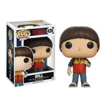 Funko Pop - Will número 426 - Série Stranger Things