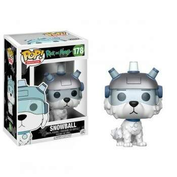 Funko Pop - Snowball - Série Rick and Morty