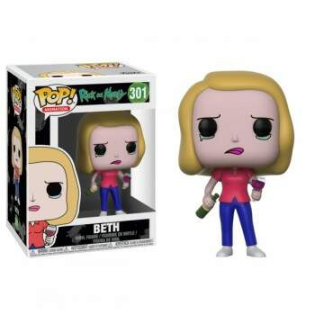 Funko Pop - Betty - Série Rick and Morty