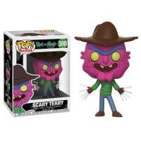 Funko Pop - Scary Terry - Série Rick and Morty