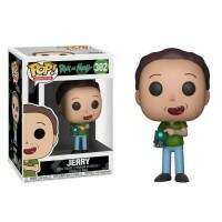 Funko Pop - Jerry - Série Rick and Morty