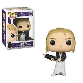 Funko Pop - Buffy número 594 - Série Buffy - A Caça-Vampiros