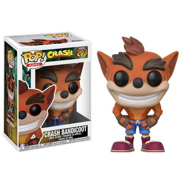 Funko Pop - Crash Bandicoot